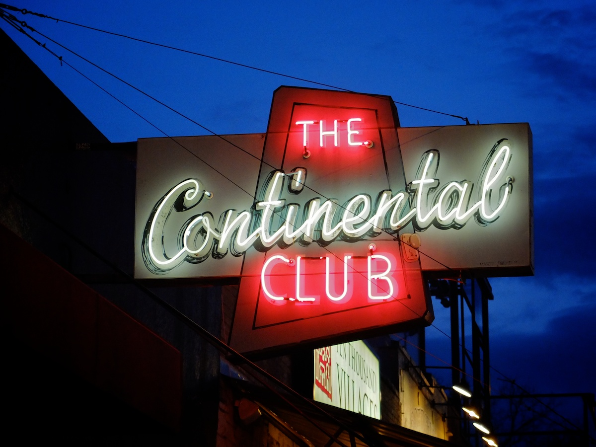 Image result for the Continental Club
